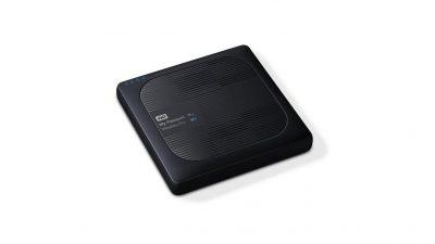 My Passport Wireless Pro, emportez et sauvegardez vos données partout !