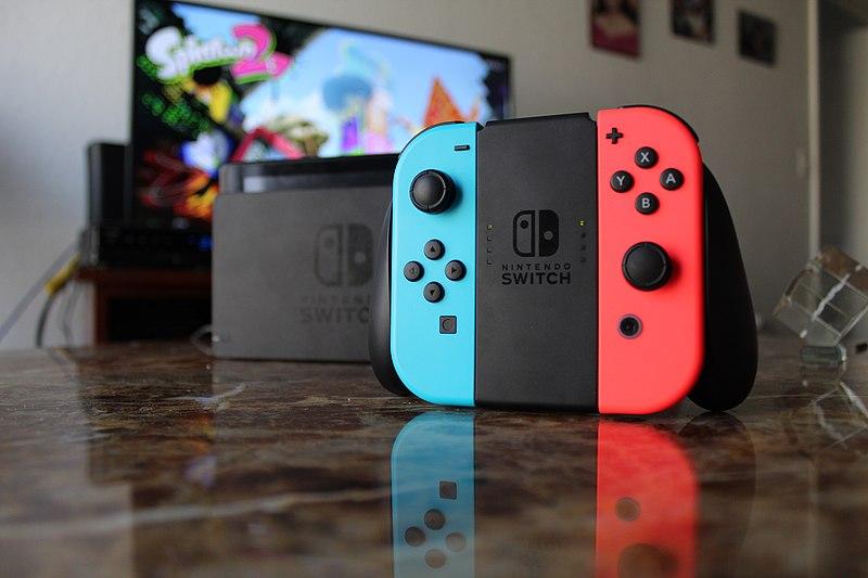 Une Nintendo Switch chute de 300 mètres !