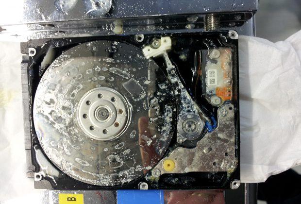 Nettoyage de disque dur