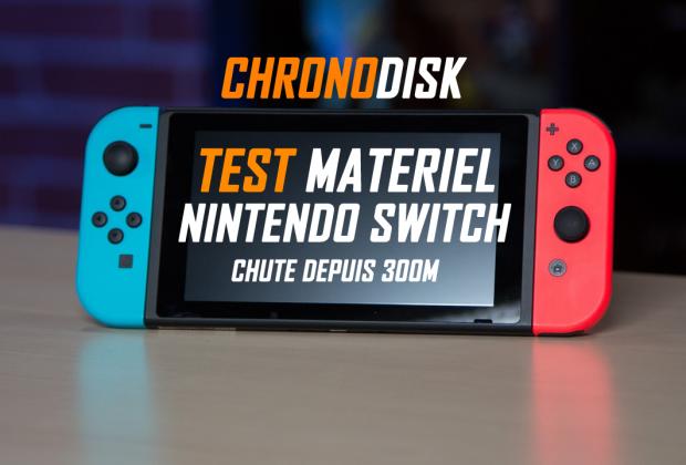 Test Nintendo Switch
