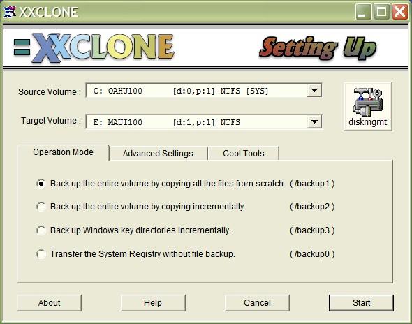 Cloner un disque dur