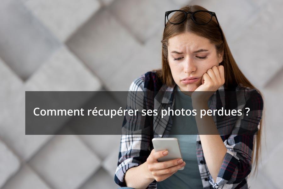 Récupérer ses photos supprimées avec Chronodisk