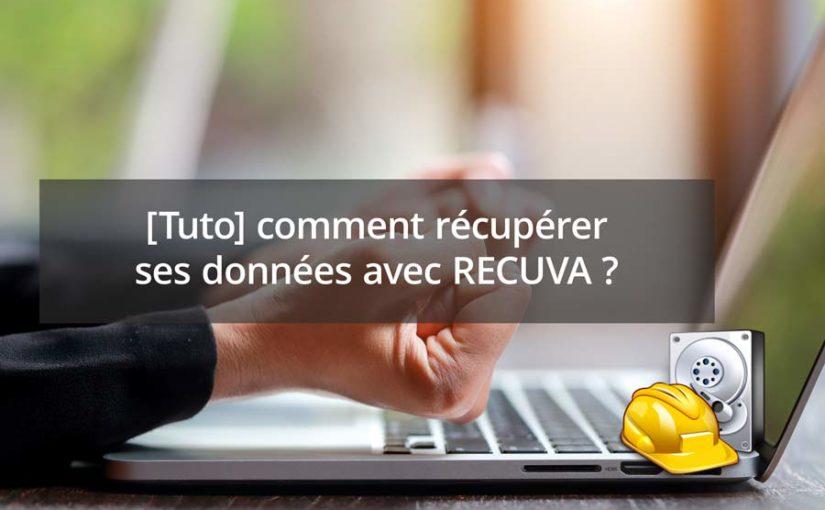 Tutoriel récupérer ses données gratuitement avec Recuva